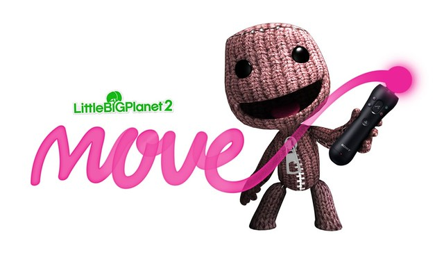 LittleBigPlanet 2 Move Pack: LBP2movetextwhite
