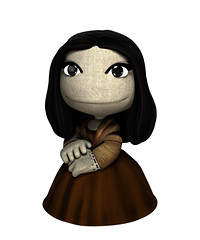 LittleBigPlanet 2 Move Pack: RenaissancePose