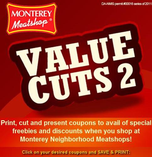 Monterey Deals