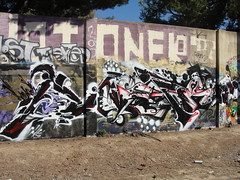 NEUTRON (Same $hit Different Day) Tags: graffiti bay east alb lords neutron