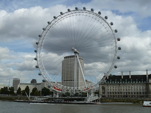 London Eye, River Thames