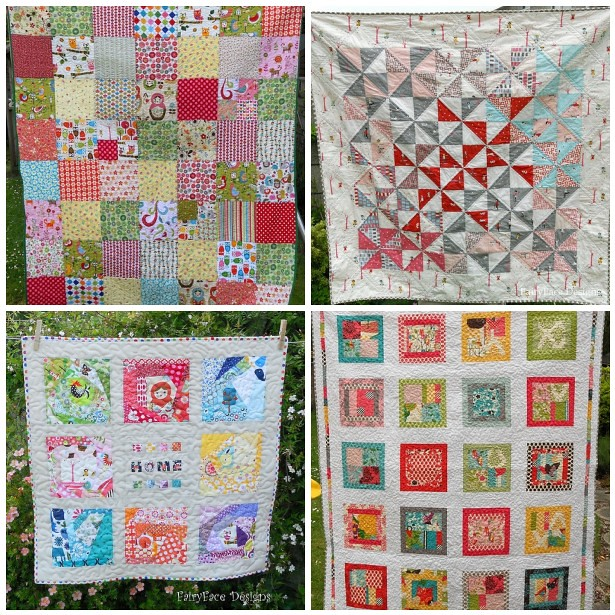 Some quilts of mine