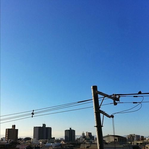 今日の写真 No.382 – 昨日Instagramへ投稿した写真(2枚)/iPhone4+Snapseed