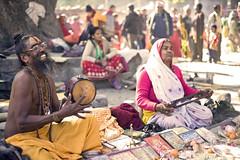 Mela time (PawelBienkowski) Tags: festivals busking sadhu mela dakshina sadhus maghmela nepalfestivals ridibazaar nepalmusic nepalmusician