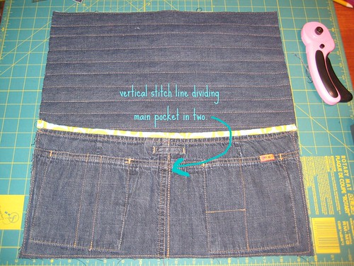 Denim Sewing Centre tutorial