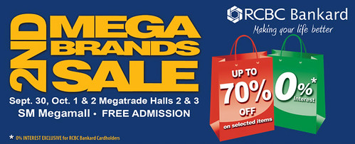 RCBC 2nd Mega Brand Sale