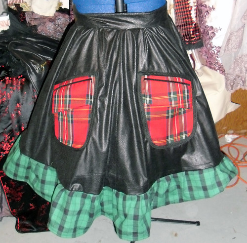 plaid punk 18