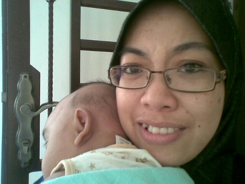 Ilham.. Percubaan Pertama Di Rumah BS by herneesamshudin