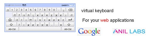 How to build virtual keyboard for your web application | Anil labs