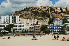 bin (crazy.morgana) Tags: beach 50mm spain sand nikon holidays september f18 wakacje majorka 2011 plaża hiszpania piasek mallorka d80 crazymorgana
