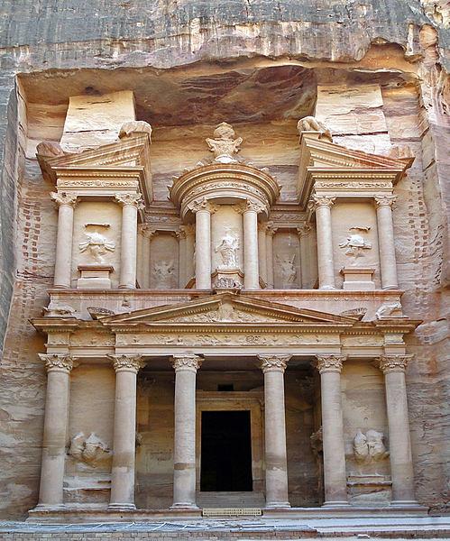 Petra- Treasury