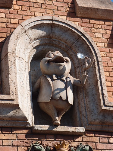 Disneyland - Mr.Toad's Wild Ride