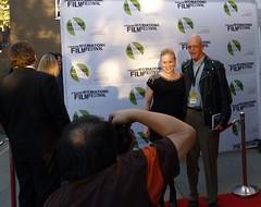 Kristin Booth & Michael Berryman
