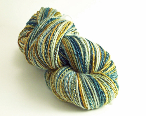 Southern Cross Fibre - SW Merino - Puppy Dog Tails - second skein