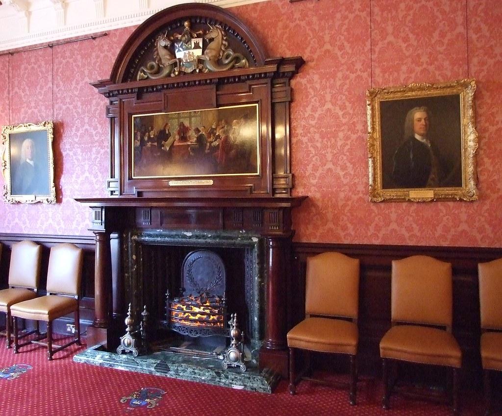 Edinburgh Doors Open: Merchants' Hall