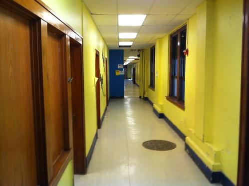 Hallway Singing