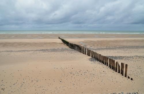 Sangatte, Low Tide 1