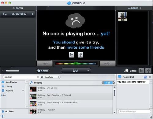 JamCloud Beta 0.9.045