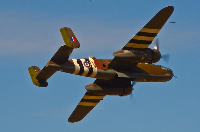 "1943 B-25 Mitchel Bomber ""Grumpy"""