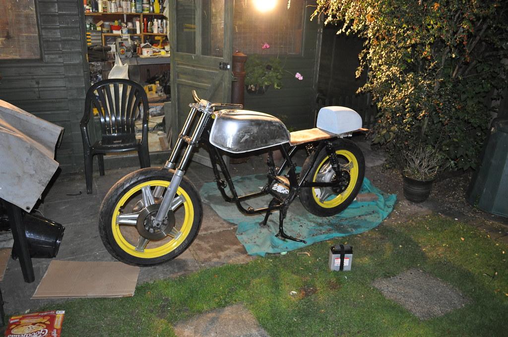 1st bike, 1st build CB650 6182435364_7d742a1bcf_b