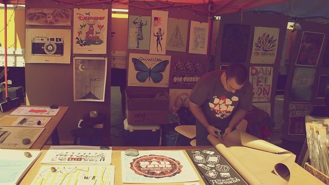 Libre booth