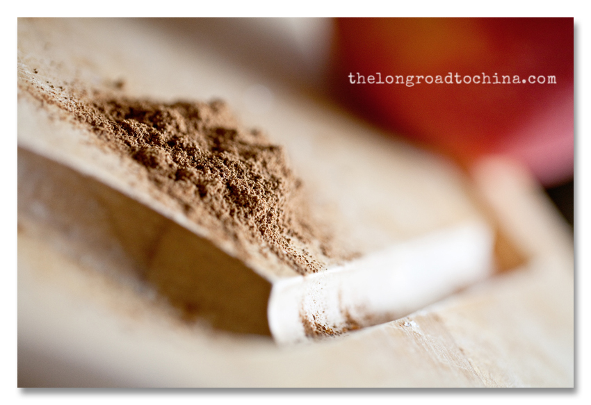 A pinch of cinnamon BLOG