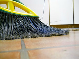 """A new broom sweeps clean, but the old broom knows the corners"""