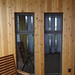 Operable windows allow for cross ventilation