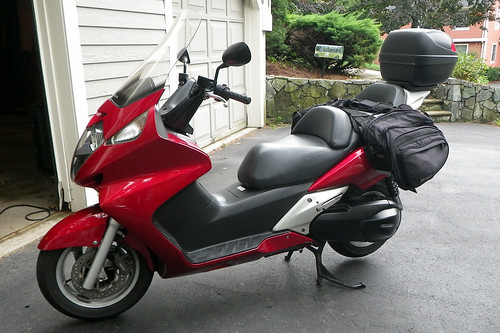2003 Honda Silverwing by goodharbor