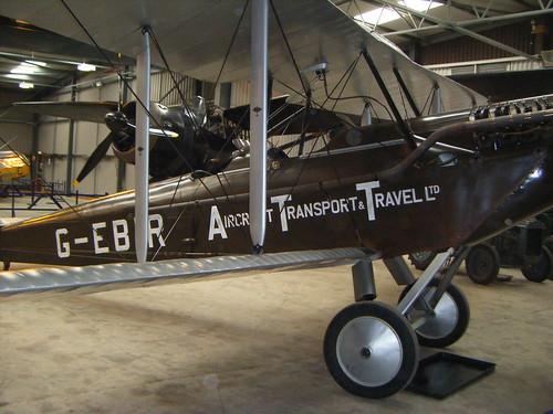 De Havilland DH-51
