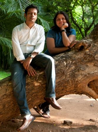 Preethi & Srini - cropped and compressed for web pages
