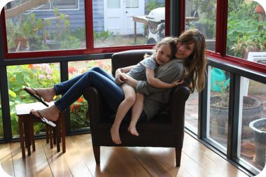 Mummy & Sophie