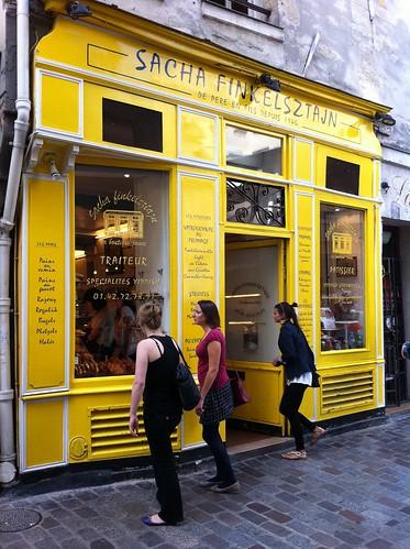Finkelstein's bakery