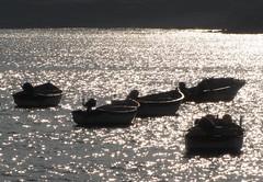 Barche... (paolosmiderle) Tags: tramonto barche poesia acqua notte luce stelle sensazioniforti