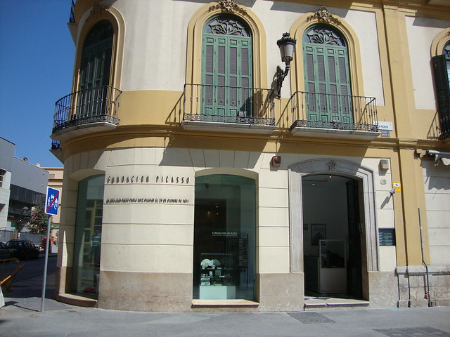Museums in Malaga : Picasso's Birthplace - Picasso Foundation