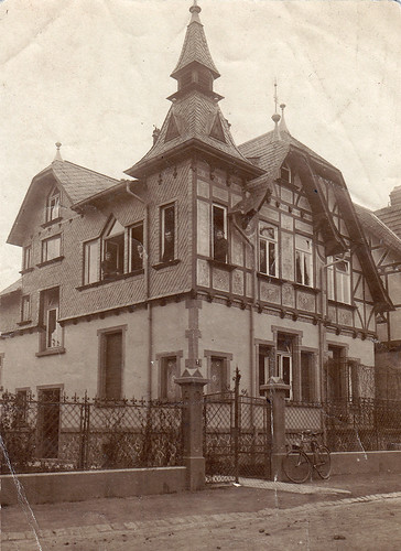 Unidentified house. Germany?