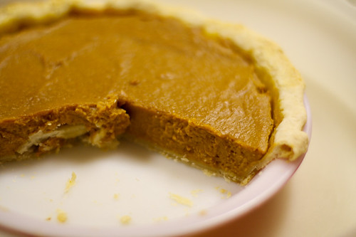 Pumpkin Pie by jenib320