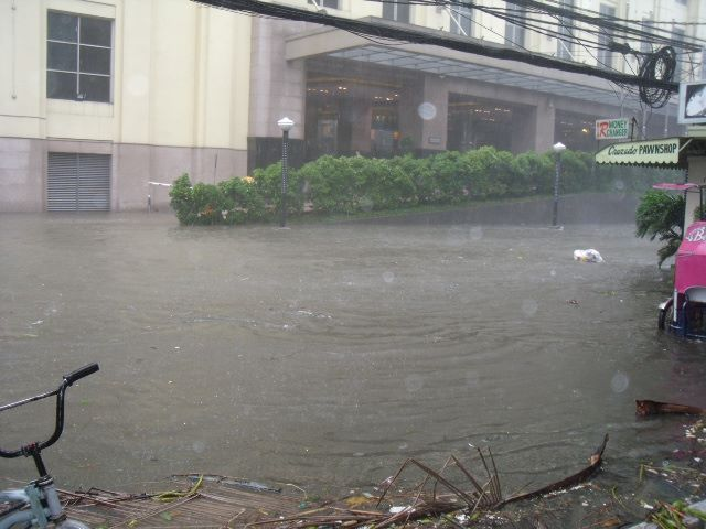 Typhoon Pedring - Pedro Gil St.