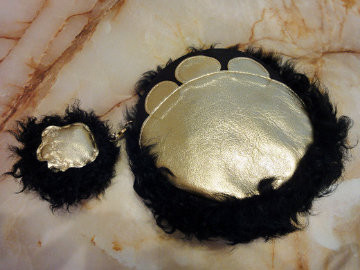 Cat Paw Pouch from TC 1