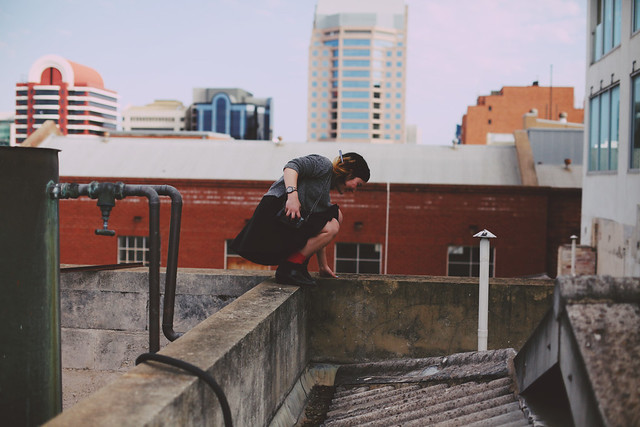 Adelaide rooftop