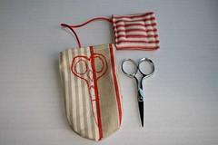 Scissor case