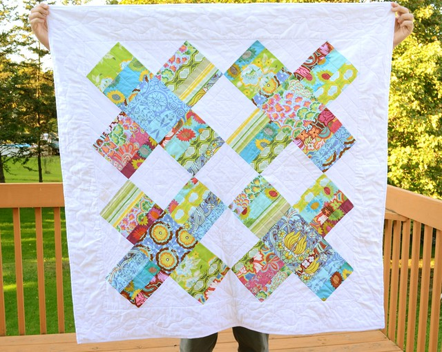 XOXO Quilt Front