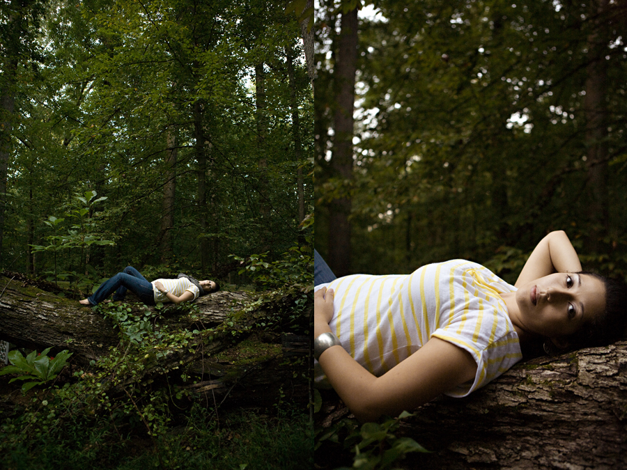 Maria and Luke - Maternity