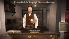 Gold Mountain Quest - Fred the Telegraph Operator