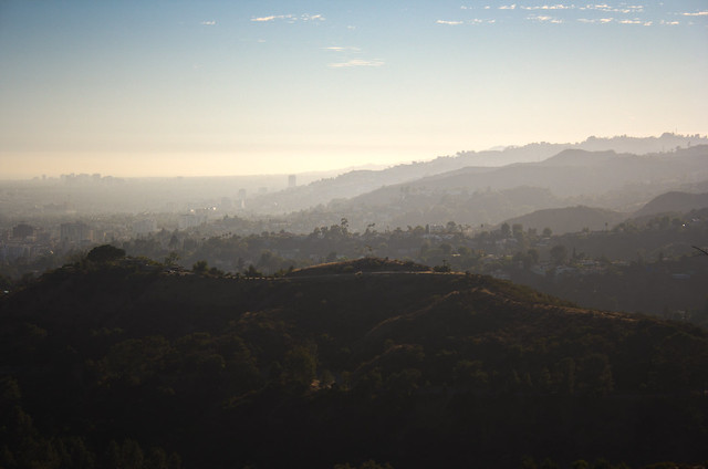 Collines de Los Angeles
