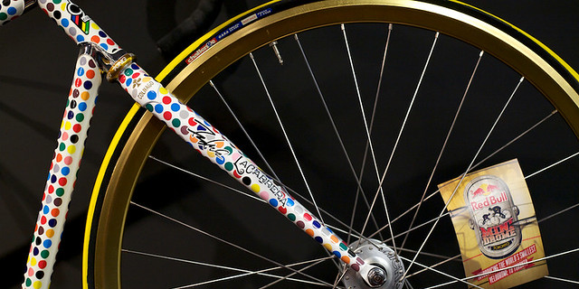 Futura Colnago at Red Bull Academy / 381 Projects by Christopher Kaiser