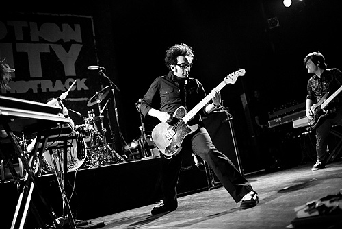 Motion City Soundtrack - 08-20-11 - House Of Blues, Los Angeles, CA