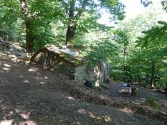 P1000076 (gzammarchi) Tags: casa italia natura pietra montagna paesaggio bosco rudere camminata itinerario valledellinferno essicatoio firenzuolafi giogarello