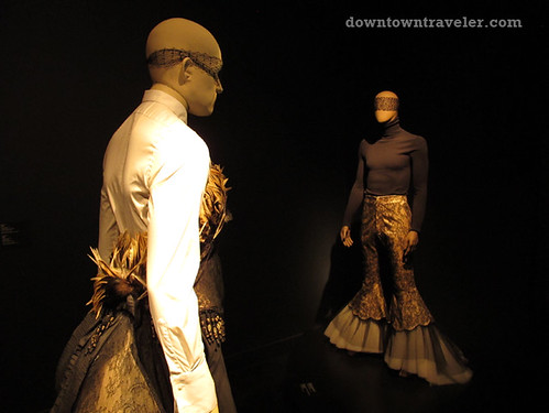 Jean Paul Gaultier mens couture at Montreal Musee des Beaux Arts