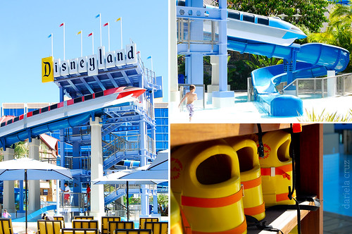 Toboganes Hotel Disneyland